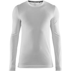 Craft M's Fuseknit Comfort Roundneck Longsleeve White